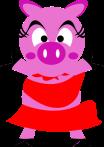 Singing Pig