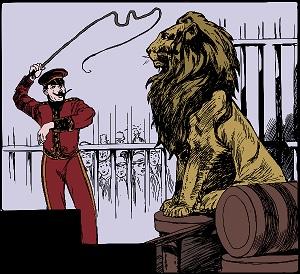 lion-tamer
