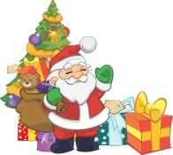 Santa Christmas